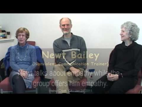 Newt Bailey talks about Empathy while the Group gives him Empathy.