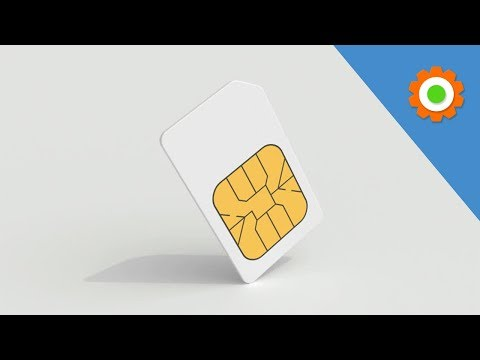 GSM Features : SIM (Subscriber Identity Module)