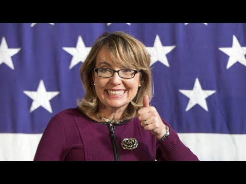 Gabby Giffords Supports March For Our Lives Anti-Gun Rally March 24th Washington D.C.
