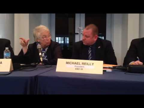 WATCH: Chancellor Farina speaks to Staten Island parents