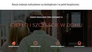Izolacje natryskowe termoizolacje hydroizolacje Warszawa Termil