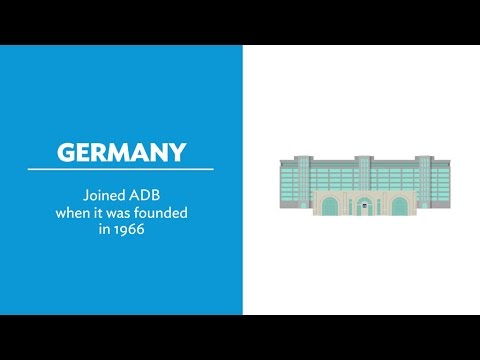 Germany and the Asian Development Bank