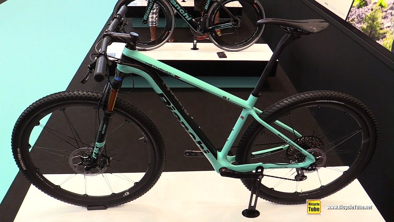 2017 Bianchi Methanol CV CounterVail Mountain Bike - Walkaround ...