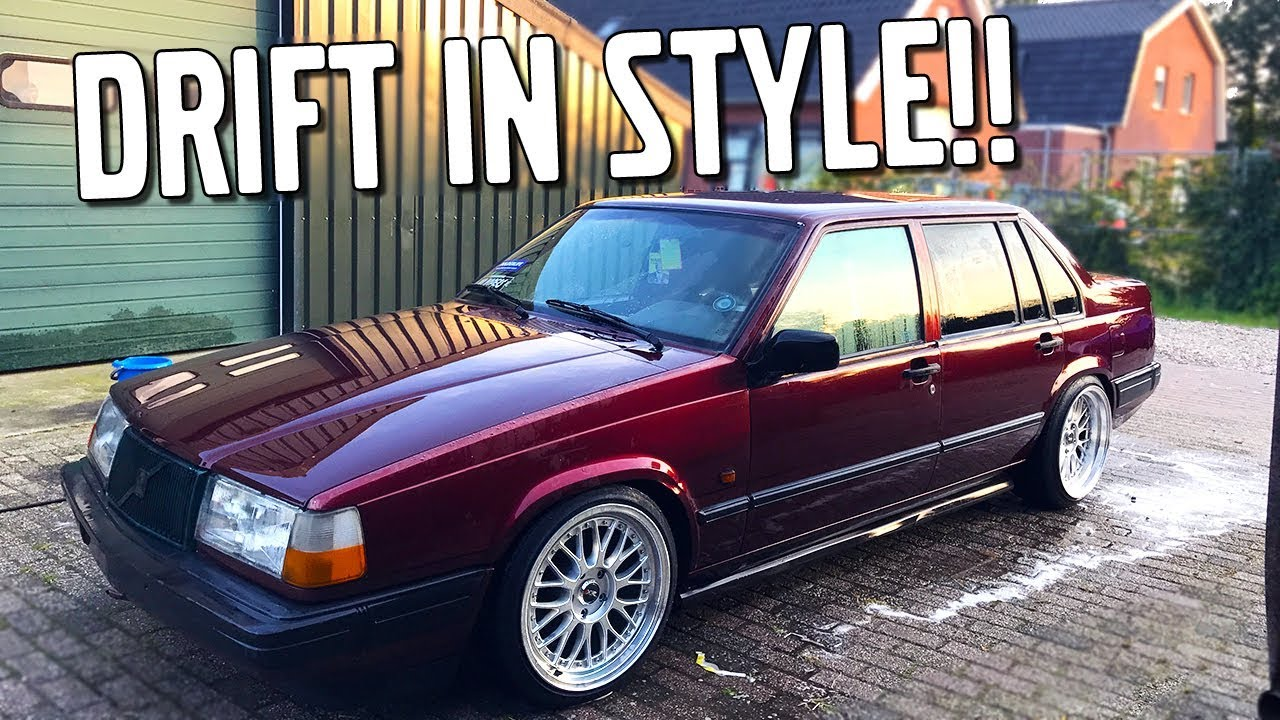 Volvo 940 Drift In Style Prep Hydro Stance Bucket Seats