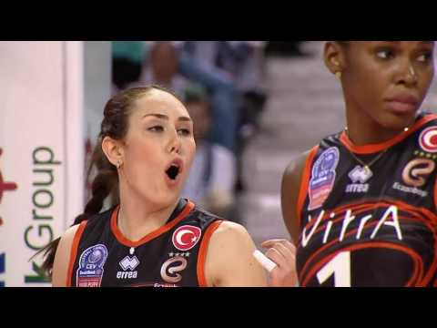 20150405 CEV Champions League Women Final Eczacibasi VitrA I