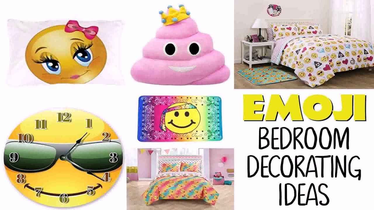 Emoji Birthday Party Decoration Ideas