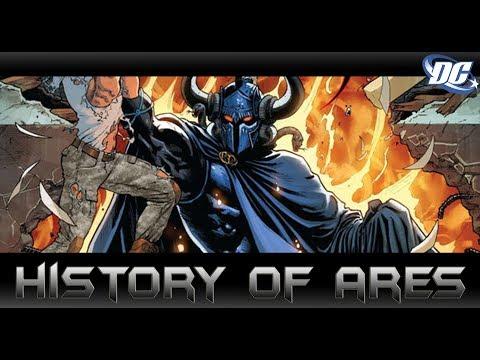 ประวัติAresตัวร้ายจากWonder Woman[History of Ares]comic world daily