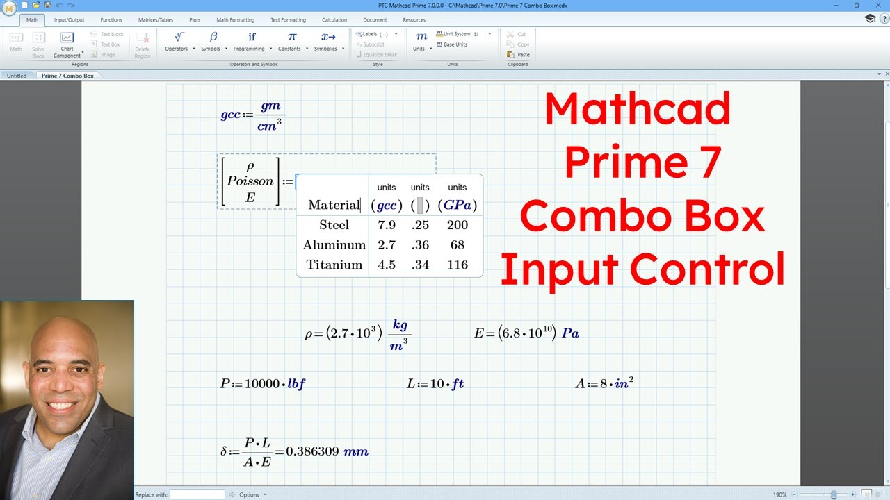 Mathcad Prime 7.0 now available!