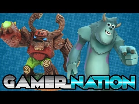 DISNEY INFINITY VS SKYLANDERS (Gamer Nation)
