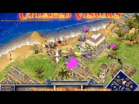 Age Of Mythology Extended Edition Trailer YouTube