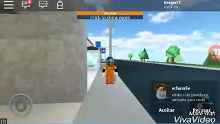 Running away with a lot of bug! Roblox