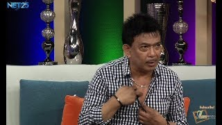 Rico J. Puno shares how he surpass the biggest trial in his life