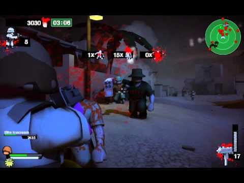 Foreign Legion- Multi Massacre Online Co-op City