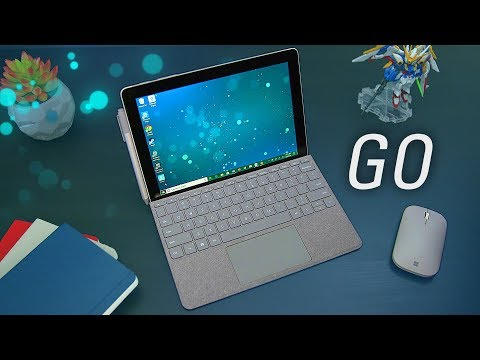 NEW Surface Go - Just in Time for Back to School!