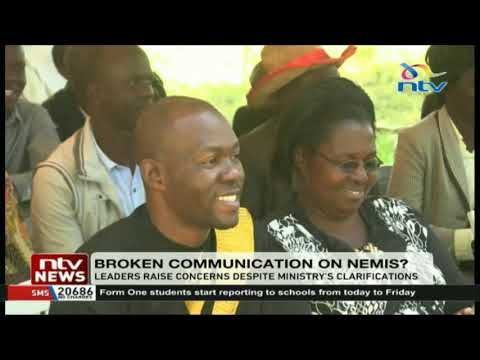 Various politicians raise concerns over Form 1 admission