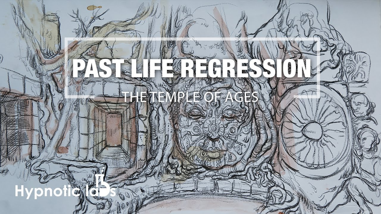 Guided Sleep Meditation For Past Life Regression (The Temple Of Ages)
