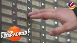 DSGVO - Datenschutz an der Haustür: Klingelschilder mit Nummern | Endlich Feierabend! | SAT.1 TV