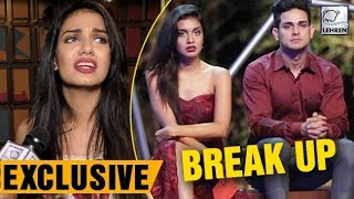 Divya Agarwal Announces Official BREAK UP With Priyank Sharma | Exclusive