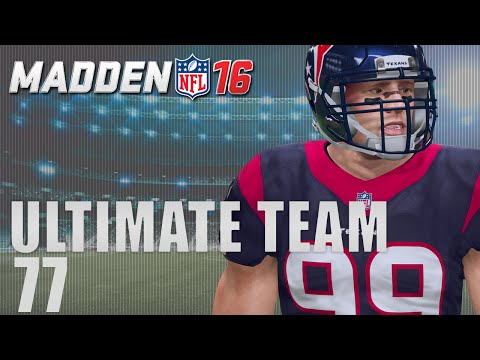 Madden 16 Ultimate Team - Big Time Pickups! Ep.77