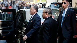Kuzey Koreli üst düzey diplomat Chol ABD Dışişleri Bakanı Pompeo ile görüştü Video