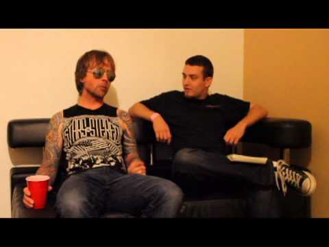 Drowning Pool interview with Stevie Benton