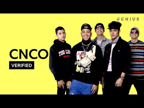 """CNCO """"Pretend"""" Official Lyrics & Meaning 