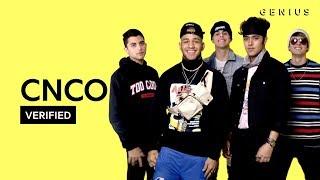 "CNCO ""Pretend""  Lyrics & Meaning | Verified"