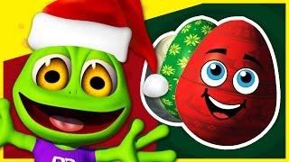Huevos Sorpresa de Navidad de Canciones de La Granja | A Jugar
