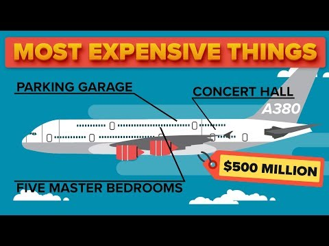 Download Youtube: Most Expensive Things in the World
