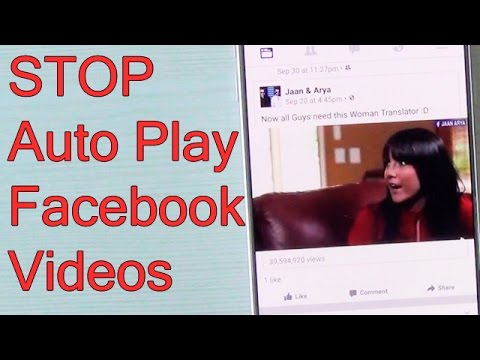 how to change video playback on facebook