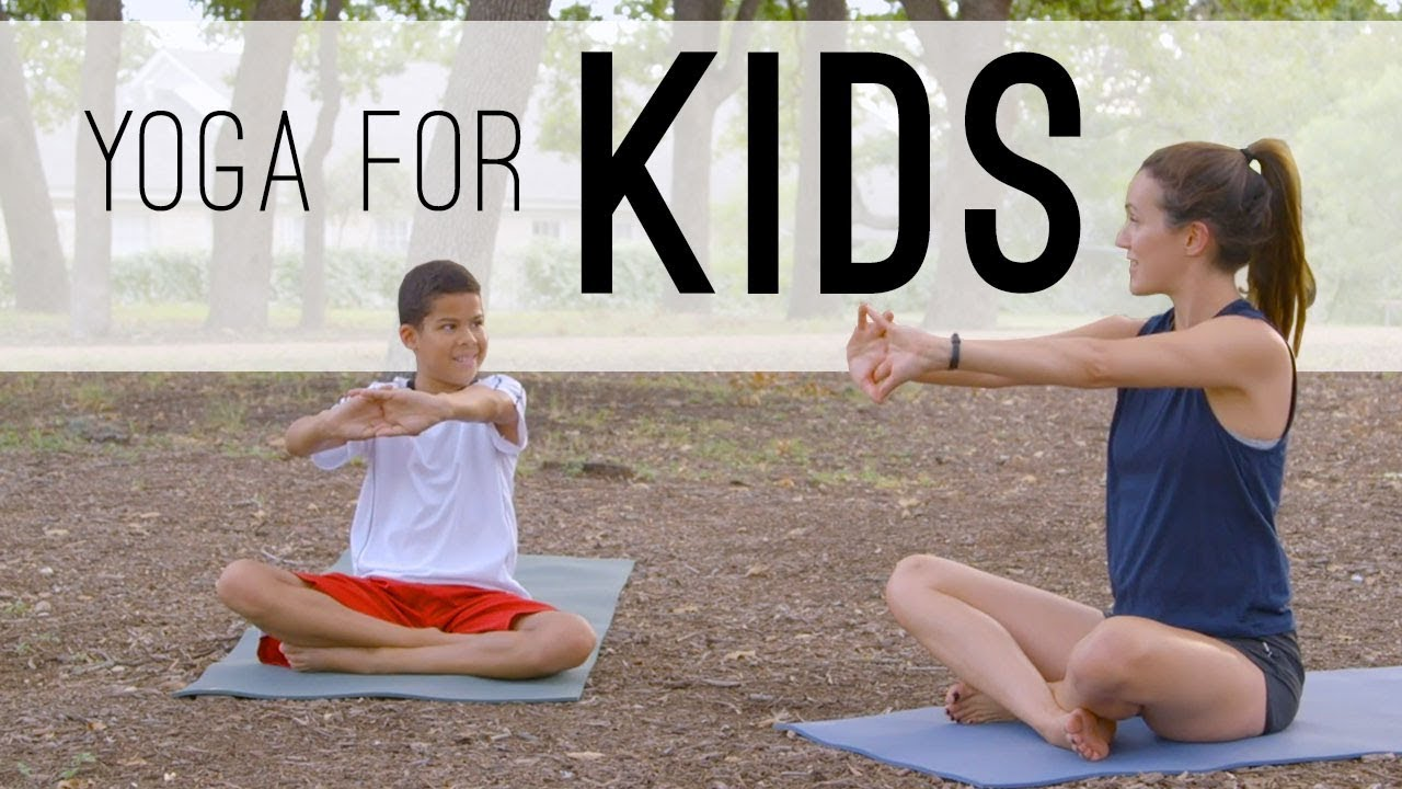 Yoga For Kids Play In The Park Yoga With Adriene Youtube
