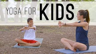Yoga For Kids   |   Play In The Park   |   Yoga With Adriene