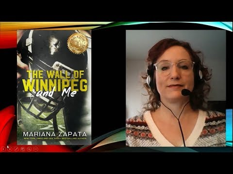 BOOK REVIEW Wall of Winnipeg and Me by Mariana Zapata in Romance Romantic Sports