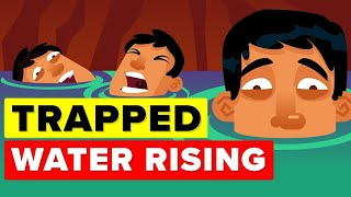 I Was Trapped In A Cave For 18 Days With Water Rising