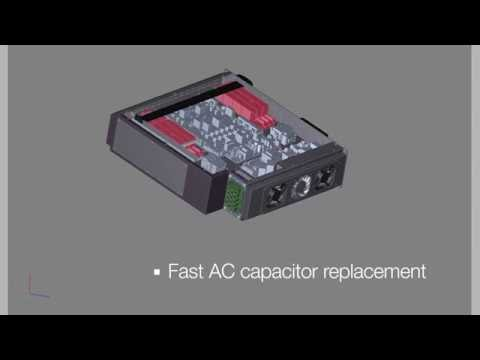 ABB's industrial power protection - PowerLine DPA UPS