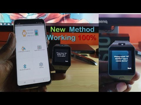Please install BT notifier app in remote device Fix for Chinese
