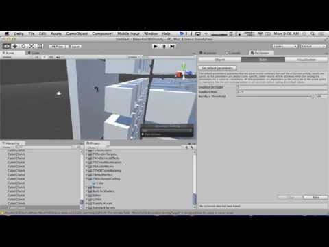 Breakfast With Unity 5.0: Occlusion Culling