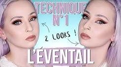 La Technique de l'Éventail / Gradient Makeup | LES BASES N°1