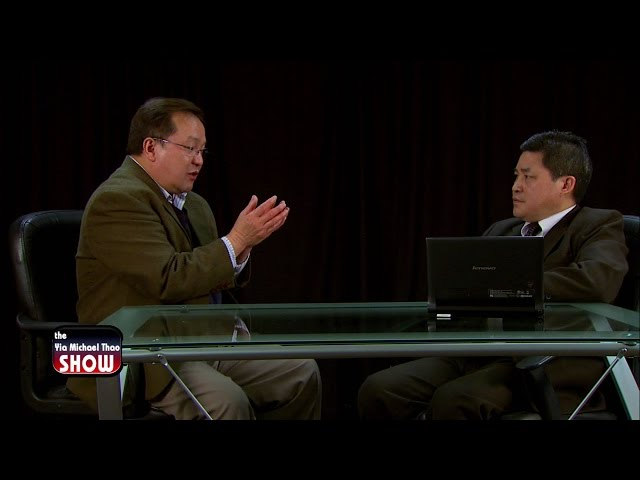 Dr. Neal Thao, guest on Yia Michael Thao talking about Precinct Caucus.