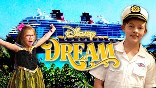 Disney Dream Cruise Embarkation and Sail Away Party