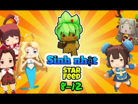 Mini World • MV Offcial Sinh Nhật Star Feed