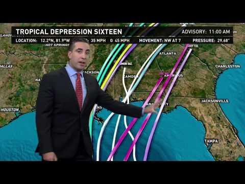 Tropics Outlook for Wednesday, October 4