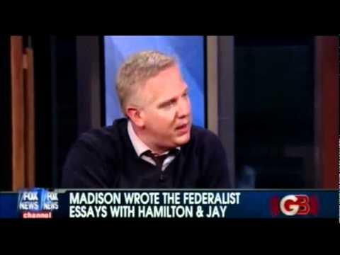 Glenn Beck -6/11/2010-  Founders' Fridays- James Madison