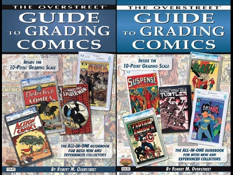 The Overstreet Guide to Grading Comics 4th Edition vs 5th Edition (Podcast)