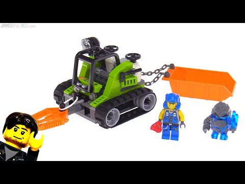 LEGO Power Miners Granite Grinder From 2009! Set 8958