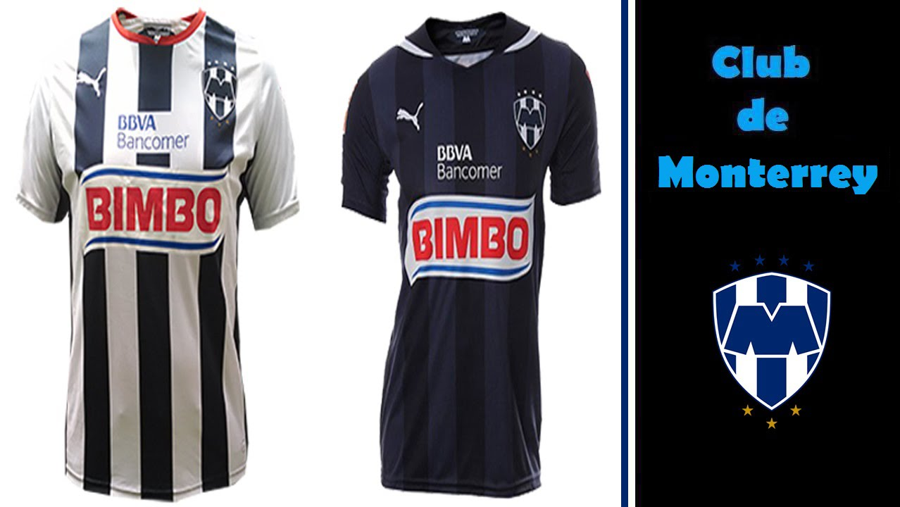 puma monterrey 2014 2015 kits released footy headlines