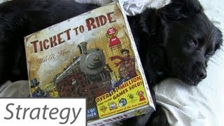 Ticket to Ride - Strategy Primer