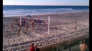 Mission Beach Ocean Front Vacation Rental in San Diego