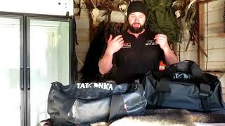 Tatonka Barrel Bag Promotion