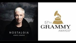 Video Annie Lennox at 57th GRAMMY Awards 2015 download MP3, 3GP, MP4, WEBM, AVI, FLV Juni 2018